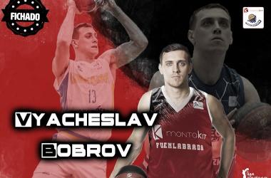 Vyacheslav Bobrov / baloncestofuenlabrada.es