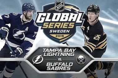 Sabres y Lightning disputarán este viernes su primer partido de las Global Series - livenation.se