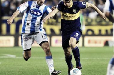 Resultado Boca Juniors - Atlético Rafaela (0-3)