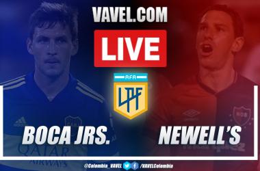 Resumen: Boca vs Newell's (2-0) en la Copa Diego Armando Maradona