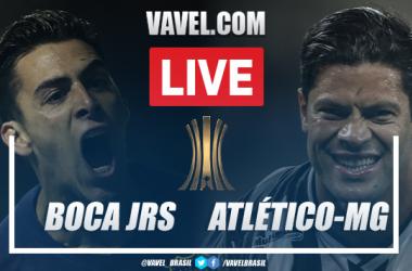 Melhores momentos para Boca Juniors 0x0 Atlético-MG pela Copa Libertadores