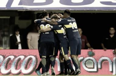 """Boca volvió a ganar"" Fuente: Sitio Oficial Boca Juniors"