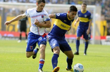 Resultado Tigre - Boca Juniors 2014 (0-1)