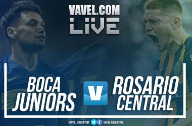 Boca Juniors vs Rosario Central EN VIVO online por Supercopa Argentina