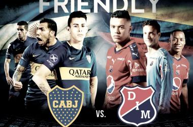 Boca- Independiente Medellín, la previa