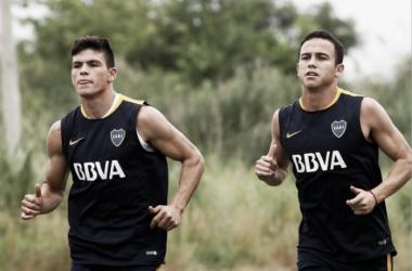 (Foto: Twitter/ Boca Jrs. Oficial)