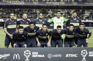Boca tiene figuras como Andrada, Lisandro López, Pavón, Tévez y Benedetto (Foto: Superliga).