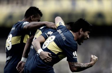 """Boca Juniors vs Talleres de Córdoba: Un triunfo agónico"" Fuente: Sitio Oficial Boca Juniors"""