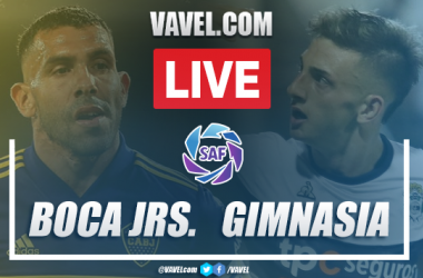 Goals and Highlights: Boca Juniors 1-0 Gimnasia & Esgrima La Plata en Superliga Argentina 2020