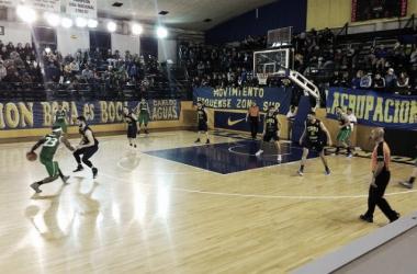 El conjunto de Caballito se llevó la victoria en La Bombonerita. Foto: La Liga Contenidos