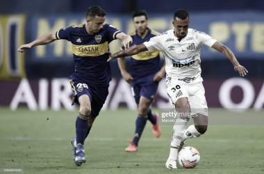 Previa de Boca Juniors vs Santos, por la Copa Conmebol Libertadores