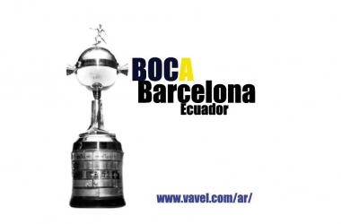 Boca Juniors - Barcelona: La Previa