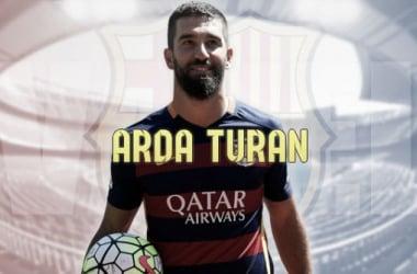 Arda Turan, la delicia turca se degustará en Barcelona