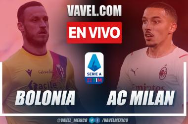 Resumen y goles: Bolonia 2-4 AC Milan en Serie A 2021-22