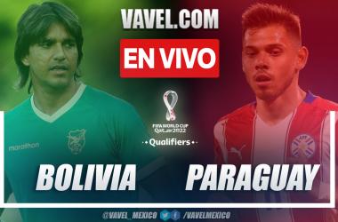 Resumen y goles: Bolivia 4-0 Paraguay en Eliminatorias a Catar 2022