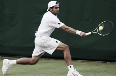 Wimbledon - Bolelli lotta, ma Tsonga è troppo forte