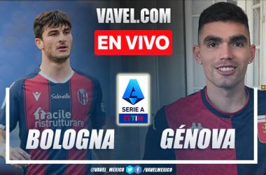 Goles y resumen del Bologna 2-2 Genoa en Serie A 2021