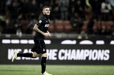 Icardi enaltece vitória sobre Roma e admite estar próximo de renovação junto à Internazionale