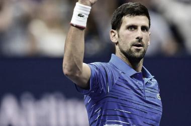 Djokovic busca acercarseal récordde Federer