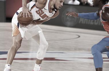 Resumen de la jornada NBA: los Suns se mantienen invictos
