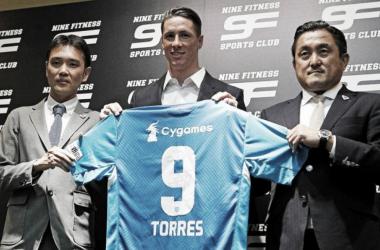 Fernando Torres pone rumbo a Japón   Foto: EFE