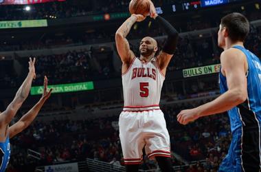 Com retorno de Noah e Gibson, Bulls vence Magic