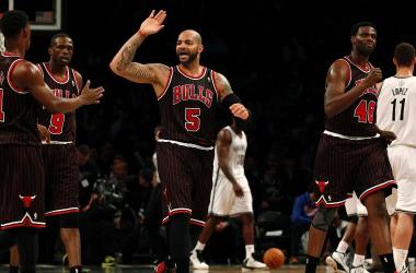 Bulls vence Nets em Brooklin
