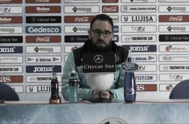 """Bordalás: """"El partido contra el Lugo es una final para nosotros"""""""
