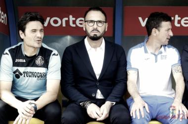 Bordalás: ''Los jugadores están responsabilizados con lo que nos jugamos''