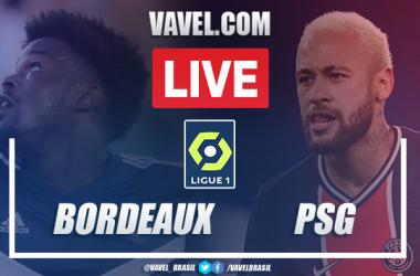 Gol e melhores momentos de Girondins de Bordeaux x Paris Saint-Germain