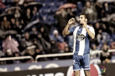 Borges, en el partido ante el Valencia. | Imagen: La Liga
