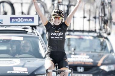Last year Wiggle High5's Elisa Longo Borghini won the race / Cycling News