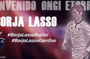 Borja Lasso, un talento por explotar
