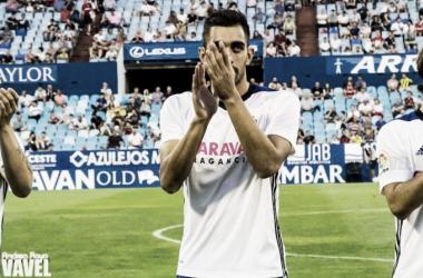 """Borja Iglesias: """"El partido ante el Rayo puede ser un punto de inflexión"""""""