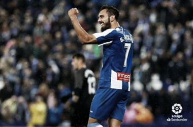 Borja Iglesias, goleador de la noche | LaLiga