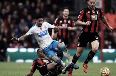Previa Bournemouth - Newcastle: duelo engañoso en la mitad de la tabla