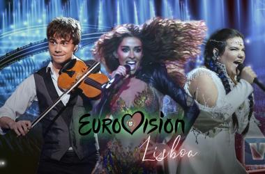 Representantes de Noruega, Chipre e Israel en Eurovisión | Imagen: VAVEL