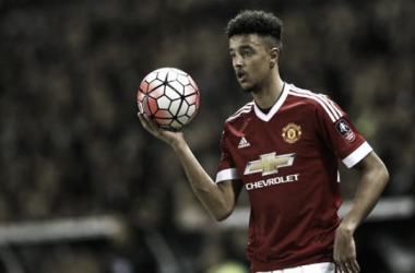 Borthwick-Jackson enjoyed a brief spell in the first team last season. (Eurosport)