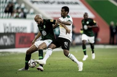 Wolfsburg y Borussia dividen puntos | Foto: @borussia