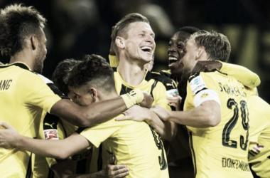 Bundesliga, il Borussia Dortmund batte il Friburgo e sale momentaneamente in vetta