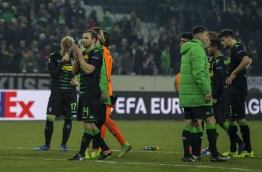 La ripresa del Borussia Moenchengladbach