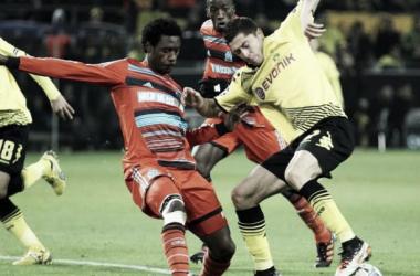 Resultado Borussia Dortmund - Olympique de Marsella en Champions League 2014 (3-0)