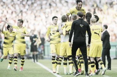 Festa Borussia | Fonte immagine: Twitter @BVB