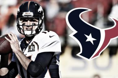El fichaje de Brock Osweiler por los Texans ha sido uno de los más destacados   Foto: sportingnews.com