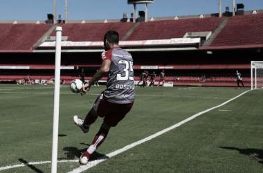 Boschilia pode ser novidade na equipe do São Paulo e vive expectativa de ser titular