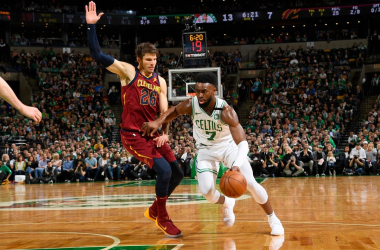 NBA Playoffs, Eastern Conference Finals - Boston Celtics Cleveland Cavaliers - Foto NBA Twitter