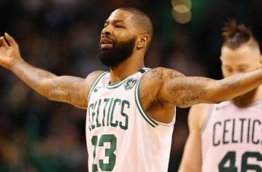 NBA Playoffs - Celtics straripanti, la gioia dei protagonisti - Foto Celtics Twitter