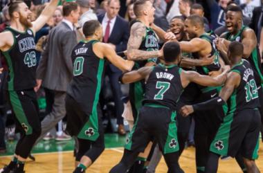 NBA Playoffs - I Celtics ed il mal di trasferta - Foto Boston Twitter