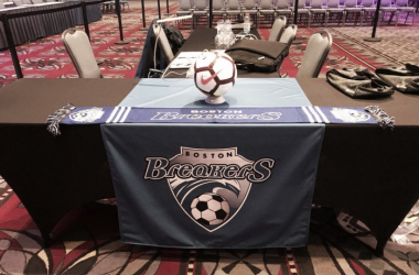 The league will conduct a dispersal draft for the Boston Breakers' roster. | Source: @BostonBreakers