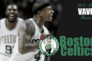 Isaiah Thomas and the BostonCeltics proved to be the East's best team.